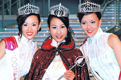L to R: Rabee'a YEUNG, Mandy CHO, Priscilla CHI